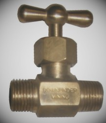 Water Flow Regulator Threaded Ends